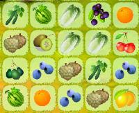 """Маджонг """"Фрукты и Овощи 4"""""""